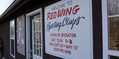 red wing sporting clays